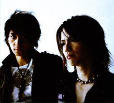 HYDE • 2008 AUG #hyde #hidetotakarai #takarai #hydetakarai #larcenciel #vamps #ラルクアンシエル #彩虹樂團 #寶井秀人