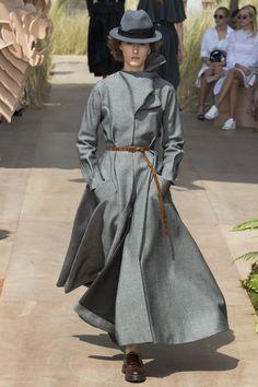 Christian Dior Fall 2017 Couture Fashion Show - Maria Zakrzewska