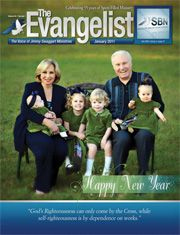 Evangelist Magazine On-Line - Rev. Jimmy Swaggart
