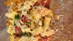 Baked ziti by Michael Symon Pasta Casserole, Casserole Recipes, Pasta Recipes, Dinner Recipes, The Chew Recipes, Cooking Recipes, Healthy Recipes, Cooking Tools, Free Recipes