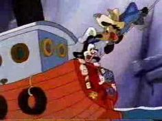 Animaniacs - The Panama Canal Great short of going thru the canal.  My brother's name is Hal.