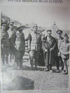 guerra del rif, marruecos, saro,axdir,cebadilla,alhucemas,3 hoja revista,1925 - Foto 1