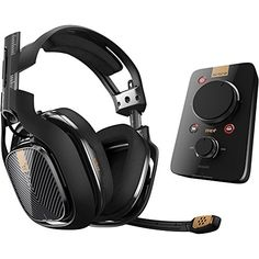 A40 TR Headset + MixAmp Pro TR for PS4 - http://astore.amazon.com/gamesandvideogames-20