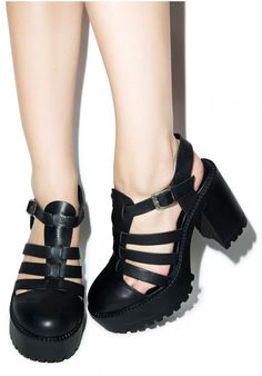 2d7eb9de3d1 Socially Successful Platforms. Chunky Sandals · Chunky Shoes ...