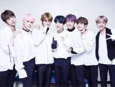 BTS- Jin, Jimin, Taehyung, Suga, Rap Monster, Jungkook and J-Hope