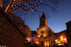 Eglise de Beaumes de Venise, France