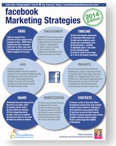 Here's some help with Facebook marketing  http://www.arcreactions.com/