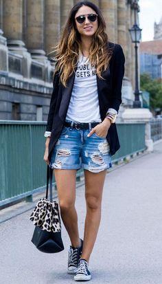 Jeans e all star é tudo de bom :D Inspire-se mais em www.eugosto.de