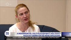 Németországból költözött haza egy magyar nő a a migráns-helyzet miatt