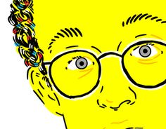 """Check out new work on my @Behance portfolio: """"Keith Haring II"""" http://be.net/gallery/36827651/Keith-Haring-II"""