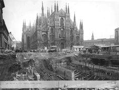 Metropolitana a Milano