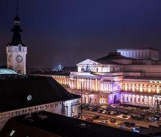 Opera club, Warsaw Poland