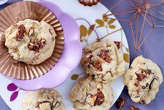 Löffelkekse wie vom Weihnachtsmarkt Rezept | LECKER Little Cakes, Winter Food, Muffin, Cupcakes, Baking, Breakfast, Stollen, Dream Pop, Bao