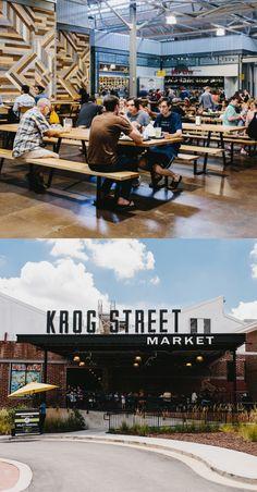How Atlanta's Krog Street Market Became an Immediate Success