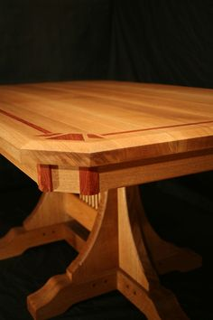 Designed And Hand Crafted By Innovative Woodworking Co.