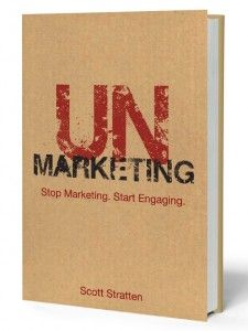 Stop Marketing Start engaging, by Scott Stratten, i Love it and i Adore his style. A must read for everyone!