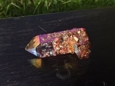 Luxury Crystals, Minerals and Metaphysical Tools Quartz Cluster, Druzy Ring, Fairytale, Minerals, Whimsical, Sunset, Crystals, Rings, Jewelry
