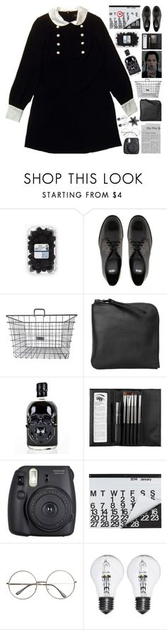 """WHEN I WAS A YOUNG BOY MY FATHER TOOK ME INTO THE CITY TO SEE A MARCHING BAND ❤"" by nothing-like-outerspace ❤ liked on Polyvore featuring ASOS, Xenab Lone, Sephora Collection, Fuji and Crate and Barrel"