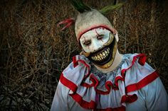 Twisty the clown by Rusty Sinner FX Horror Stories, Joker, Costumes, Pictures, Fictional Characters, Photos, Dress Up Clothes, Fancy Dress, The Joker