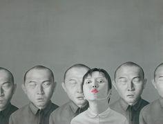 by Yu Yung (or Yun) Chen (b1978) aka Yuchen