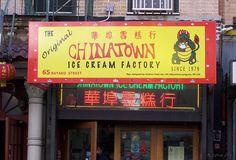 Chinatown Ice Cream Factory - 65 Bayard Street