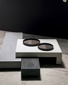 Discover Jenga, the unique small table with a contemporary personality Coffee Table Design, Coffe Table, Concrete Coffee Table, Design Furniture, Hall Furniture, Luxury Furniture, Baxter Furniture, Jenga, Contemporary Kitchen Design