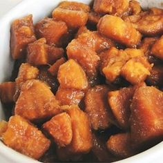 Brandied Candied Sweet Potatoes - Allrecipes.com