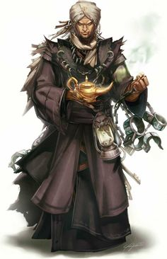 m Warlock merchant Robes Shackles Lamp lantern Genie Binder Castle Basi hilvl