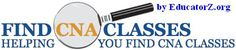 Find CNA Classes near you or online http://www.educatorz.org  Get your Degree NOW !!