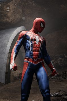The Best Spiderman Wallpaper for your Smartphone Taken from In Game Photo Marvel Comics, Marvel Vs, Marvel Heroes, Spiderman Spider, Amazing Spiderman, Avengers Wallpaper, Batman Vs Superman, Comic Movies, Character Art