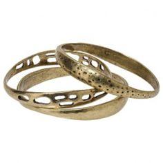Three Row Bangle Bracelets - Target Online Clearance