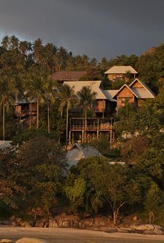 Superb Kamalaya Koh Samui Luxury Spa Resort In Thailand