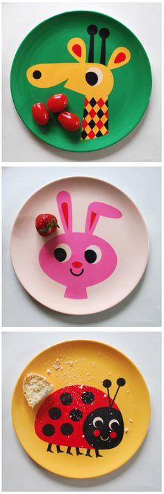 plates #kids