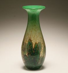 WMF Ikora art glass vase.