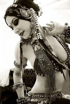 Rachel Brice, photography belly dancing outfit I love