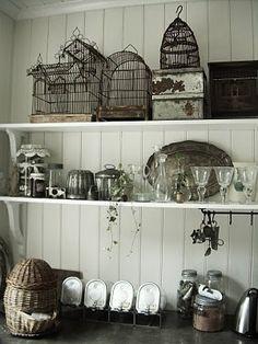 White Vintage Home