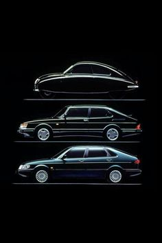 Saab wallpapers - Free pictures of Saab for your desktop. HD wallpaper for backgrounds Saab car tuning Saab and concept car Saab wallpapers. Retro Cars, Vintage Cars, Saab Automobile, Saab Turbo, Saab 900, Car Posters, Futuristic Cars, Mk1, Volvo