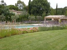 ag+p architectes paysagistes / jardin privé, st-tropez