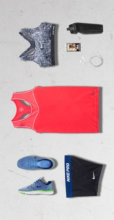 FORCE TO BE RECKONED WITH FIT KIT // Flex your inner confidence muscle in essential gym innovations, the heart-pounding NTC Zoom in 10 workout and a Spotify playlist made to up your energy — all in one place.