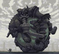 Shadow of the Colossus Katamari