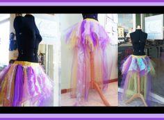 Fairy Skirt By ArtEcò Creazioni di Annalisa Benedetti  #artecocreazioni #annalisabenedetti #theatercostume #costume #carnival #cosplay #fantasy #style #fairy #handmade #madeinitaly #carnival #carnevale #fantasy