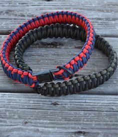 How to Make a Paracord Dog Collar   Instructions