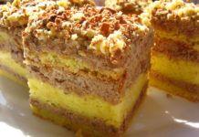 Recepty - Strana 8 z 100 - Vychytávkov Sweet Desserts, No Bake Desserts, Easy Desserts, Sweet Recipes, Delicious Desserts, Dessert Recipes, Yummy Food, Hungarian Desserts, Hungarian Recipes