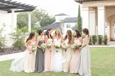 Alfond Inn Wedding bride with bridesmaids www.AmalieOrrangePhotography.com