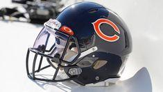 Nfl Redzone, Nfl Football Games, Football Helmets, Nfl Bears, Bears Football, Sling Tv Channels, Best Farm Dogs, Chicago Bears Game, Broncos Stadium