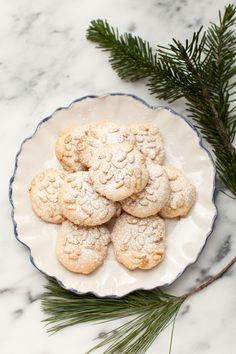 Fig & Thyme - Pignoli Cookies