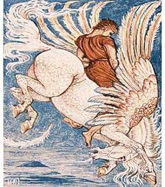 Pegasus Walter Crane - Pegasus (mythology) - Wikimedia Commons