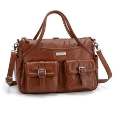 Diaper Bag that doesn't look like a diaper bag at all! And has an awesome insert to hold sooo many things!