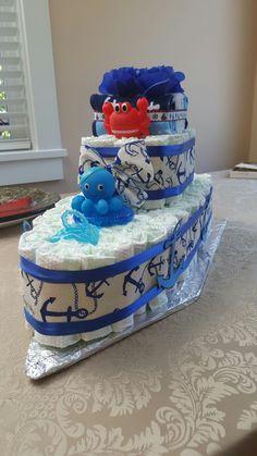 Boat diaper cakes                                                       …