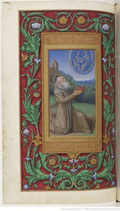 Heures à l'usage dominicain, dites Heures de Frédéric d'Aragon - Bibl. Nat. de France